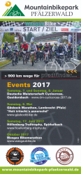 Mountainbikepark Pfälzerwald - Events 2017
